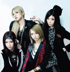 Culture- Following the styles of pop idols (such as SCANDAL! a J-pop band) is a way of following japan's pop culture, even in fashion.