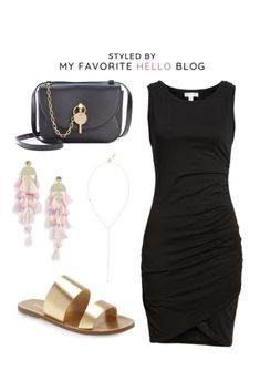 How to style the Nordstrom Leith Dress. I have styled ten ways to wear the Nordstrom Leith dress summer and Leith dress outfits. Casual Outfits For Girls, Casual Dress Outfits, Leith Dress, Summer Dresses For Women, Dress Summer, Fashion Jackson, Athleisure Outfits, Dress With Sneakers, Summer Fashion Trends