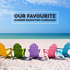 Here are some of our favourite brand's summer marketing campaigns to inspire your digital marketing strategy this season! Digital Marketing Strategy, Online Marketing, Social Media Marketing, Digital Review, Seo, Improve Yourself, Campaign, Web Design, Posts