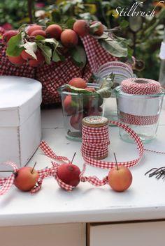 Stilbruch: Apfelkörbchen