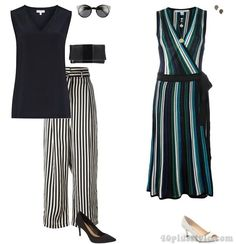 How to dress when you are petite? | 40plusstyle.com
