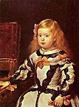 Velazquez  Portrait of the Infanta Margarita Teresa of Spain