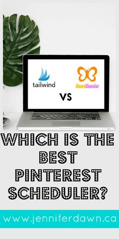 Have you heard of Pinterest Schedulers like Tailwind & BoardBooster? Learn how they can save you tons of time and help you automate your business!