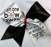 Bow Hoarder Cheer Bow
