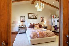 Go Glam with These Luxe Girl's Bedroom Ideas