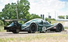 2001 Bentley Speed 8 Le Mans Prototype Racing car could sell for $2,500,000  on August 18 2012 #bentley #lemans #cars