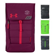 Promotional Under Armour Storm Tech Pack Backpack Item #1248866 (Min Qty: 3). Customize your Promotional Backpacks with your company logo and with no setup fees.