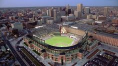 Opening Day / Camden Yards through the years