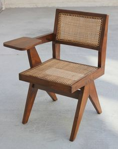 Pierre Jeanneret Writing Chair image 3