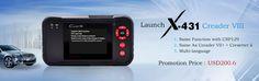 Launch Creader VIII CRP129 : USD200.6