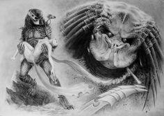 Predators Submission by XandervanDuijvenbode