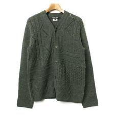 Comme des Garcons knit vest beige Size M cool JUNYA WATANABE prompt decision F/S