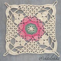 Rustic square crochet?