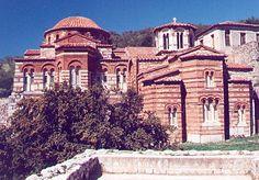 Église du monastère Saint-Luc