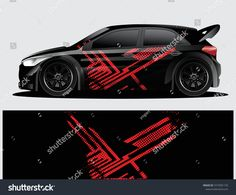 Car Stickers, Car Decals, Vw Lupo Gti, Truck Lettering, Vehicle Signage, New Bus, Mazda 3, Texture Vector, E30