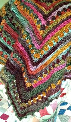 Another Shawl I made...