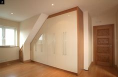 attic wardrobe designs for bedroom - Căutare Google