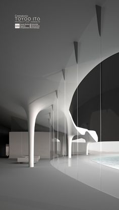 Crematorio : Toyo Ito | Official blog of ESARQ-UIC Barcelona School of Architecture