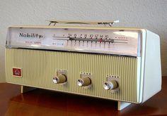 Nobility Radio 7 Transistor