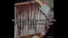 Acrylmalerei, Ratgeber: Schritt für Schritt, Wald abstrakt malen