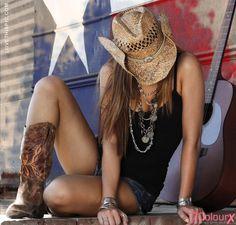 Cowgirl Fashion girl