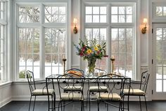 enclosed porch off kitchen - Google Search