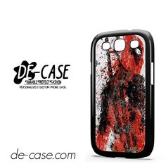 Deadpool Painting DEAL-3103 Samsung Phonecase Cover For Samsung Galaxy S3 / S3 Mini