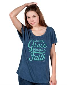 """""""For it is by grace you have been saved, through faith—and this is not from yourselves, it is the gift of God— not by works, so that no one can boast"""" (Eph 2:8-9)."""
