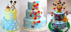 Σας δίνουμε ιδέες για την τούρτα γενεθλίων του γιου σας!