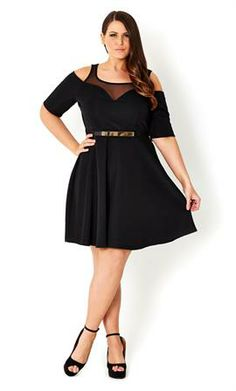 7266d3aeb19 Plus Size Dresses - City Chic - be styled in sizes 14+ - City Chic ...