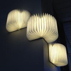 Lumio la lampe portable dans un livre