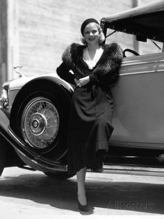 Jean Harlow Photographic Print at AllPosters.com