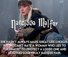 Harry Potter characters summed up in a sentence Harry Potter Narcissa, Harry Potter Spells, Harry Potter Jokes, Harry Potter Pictures, Harry Potter Universal, Harry Potter Characters, Harry Potter World, Draco Malfoy Quotes, Bellatrix Lestrange