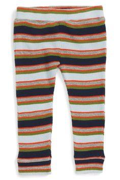 'Bode' Stripe Thermal Pants (Baby Boys) by Peek on @nordstrom_rack