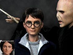 Harry Potter movie - doll art http://noeling.deviantart.com/gallery/