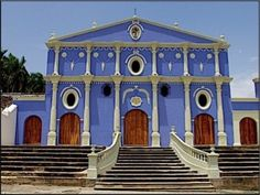 Nicaraguan Churches - San Francisco Church in Granada