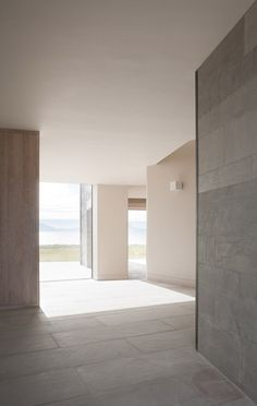 House in Blacksod Bay by Tierney Architects.