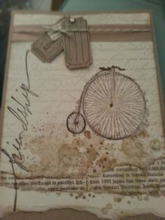 Stampin up sale a Bration 2013- made at Susan Greer's class