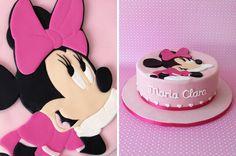 Minnie Cake - Maria Clara