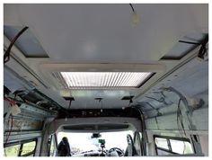 Adding a new skylight