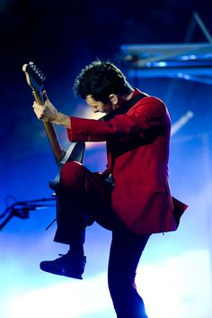 Muse. My favorite band ever.