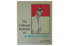 Collected Drawings of Aubrey Beardsley on OneKingsLane.com