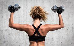 Beautiful back. #workout #beautiful #strong #sport #body