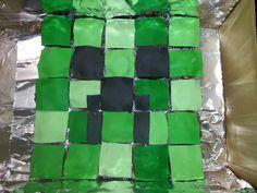 So I did do this for Eddie's birthday!  Fondant was a pain, but we had success!  Original recipe - MommaDandDaBoyz.net