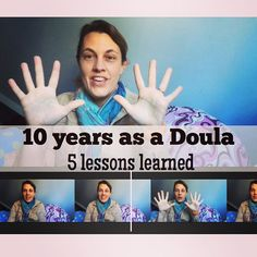 I love making videos about #doula business. New blog and video.