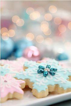 Sweet #Christmas cookies
