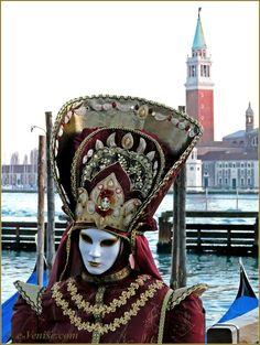 Photos Carnaval Venise 2008 Masques et Costumes Page 5