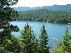 Applegate Lake, (Southern) Oregon, they built this after we left Medford for the Navy, but we saw after we came back, 25 years later.