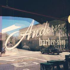 Anderson Barber Shop