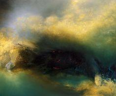 Les Collisions abstraites puissantes de Lumières et d'Ombres de Samantha Keely Smith  (7)